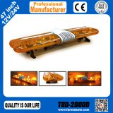 12V Traffic Halogen light, revolving warning light bar, 2000D