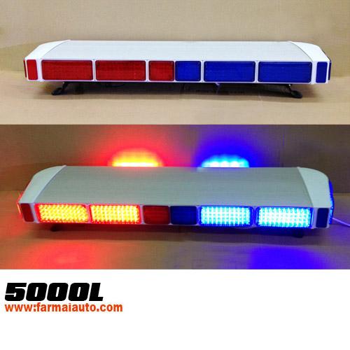 Police Led Lights >> 12v Police Led Strobe Light Bar 5000l Ultra Thin Led Lightbar 5000l